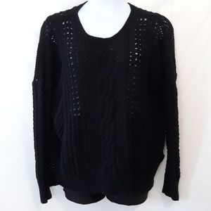 Express size M knit sweater